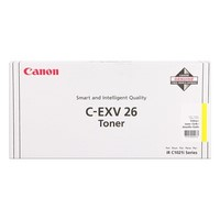 Toner Yellow Type CEXV26,