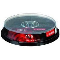 Boite de 10 CD-R 80 min 50 x 700MB,