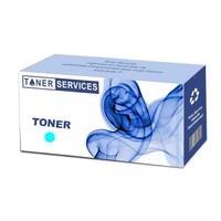 Toner Cyan de marque Toner Services remplace Q6461A,