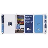 Tête Cyan UV n°83 + Kit de Nettoyage