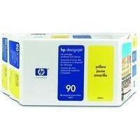 Tête + Encre Yellow + Kit de Nettoyage n°90,