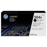 Toner Hp HP COLOR LASERJET CP3525X pas cher