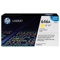 Toner Yellow N° 646A,