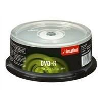 Boite de 25 DVD-R 16 x 4,7Go,