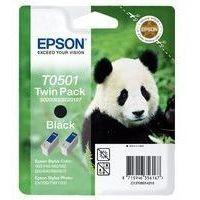 Pack de 2 Cartouches d'Encre Noire (Panda),
