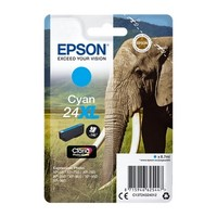 Cartouche d'Encre Cyan XL Claria (Elephant),