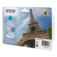 Cartouche d'Encre Cyan Durabrite (Tour Eiffel),