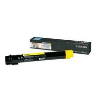 Toner Lexmark LEXMARK X952DE pas cher