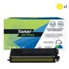 Equivalent Brother TN325 Toner Jaune TN325Y (BTTN325YR)
