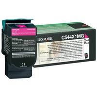 Toner Lexmark LEXMARK C544DTN pas cher