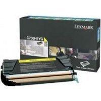 Toner Lexmark LEXMARK C736N pas cher