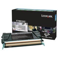 Toner Lexmark LEXMARK X746DE pas cher