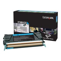 Toner Lexmark LEXMARK X748DE pas cher