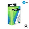 Equivalent HP 920XL Cartouche Cyan CD972AE (H920XLC)