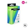 Equivalent HP 920XL Cartouche Magenta CD973AE (H920XLM)
