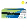 Equivalent Brother TN04 Toner Jaune TN04Y (BTTN04Y)