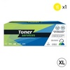 Equivalent Brother TN135 Toner Jaune TN135Y (BTTN135YR)